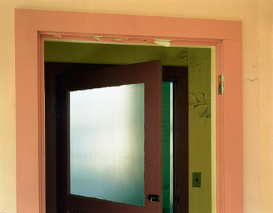Bathroom Door Frosted Glass Building 6
