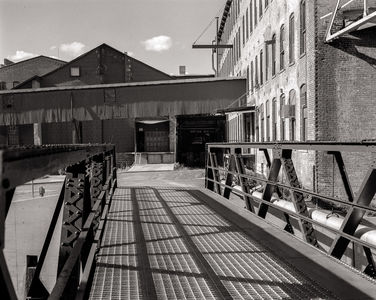 Bridge, Elevated Walkway, Building10