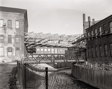 Steam Line, Bridge, Flood Control Chute, Buildings 11, 12, 14 &1